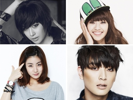 """Dream High 2"" Finalizes Main Casting with Hyorin, Jinwoon, Jiyeon, and Kang So Ra"