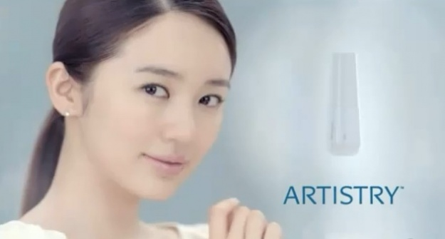 Yoon Eun Hye Promotes Artistry in China