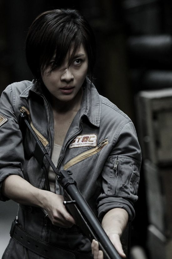 """Sector 7: Ha Ji Won, """"People Said that My Character Was Scarier Than the Monster"""""""
