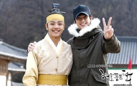 """The Moon that Embraces the Sun's"" Kim Yoo Jung, ""Yeo Jin Goo? Kim Soo Hyun Oppa is the Best!"""