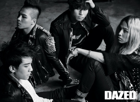 Big Bang for Dazed and Confused