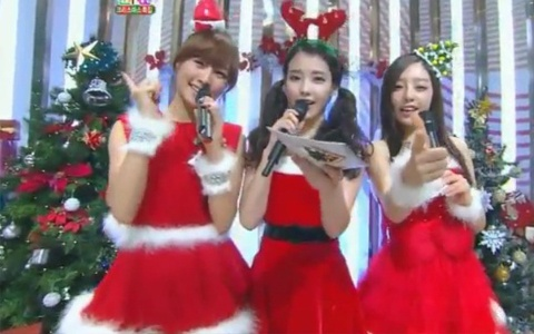 SBS Inkigayo 12.25.11 – Christmas Special