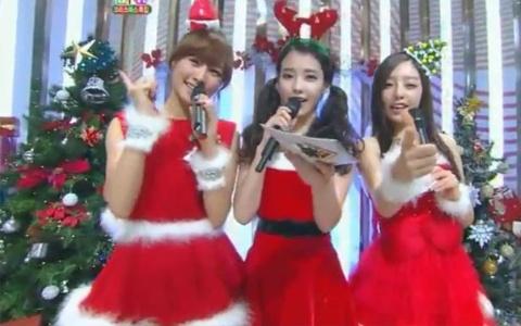 SBS Inkigayo 12.25.11 – Christmas Special