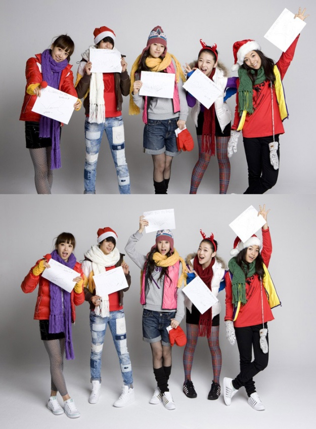 K-Swiss Fall/Winter Collection (f(x))