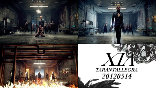 JYJ's Junsu Releases New MV Teaser Featuring Christina Aguilera and Justin Timberlake's Dance Team