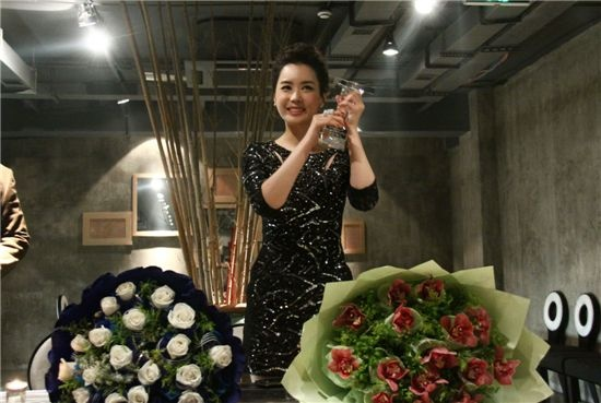 Lee Da Hae Surprises Fans in China with Fan Meeting