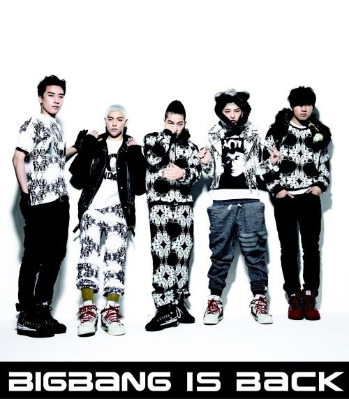 [Column] Big Bang Makes a Big Bang Comeback into the Kpop Industry