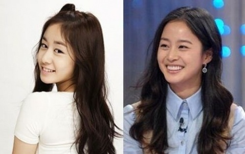 The Thin (Eye) Line Between Kim Tae Hee and T-ara's Jiyeon
