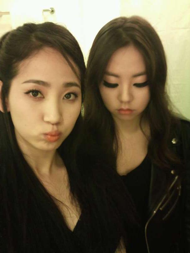 Wonder Girls' Ye Eun Posts New Photos on Twitter