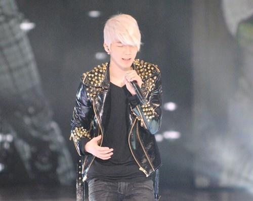 SBS K-Pop Star's Lee Seung Hoon Made Choreography for G-Dragon