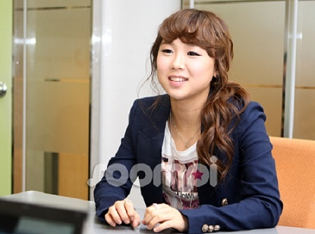 [Exclusive] Interview with Superstar K2's Kim Bo Kyung