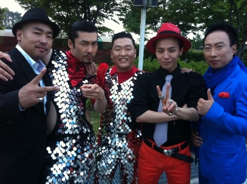 MBC's Infinity Challenge Music Festival All-Kill on Music Charts