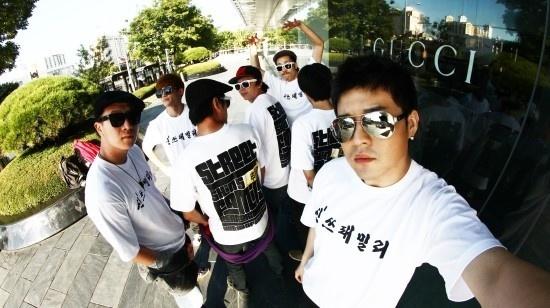 "Shindong and DJ Masa Release Teaser for ""Shin's Family"""