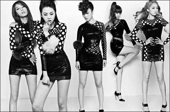 Wonder Girls Go Retro Again