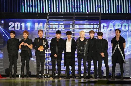 """Super Junior Releases Audio Teaser for New Japanese Single """"Snow White"""""""
