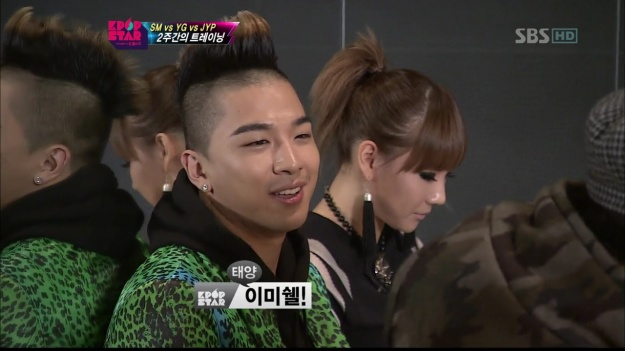Big Bang's Taeyang Is Jealous of SBS K-Pop Star's Michelle ...