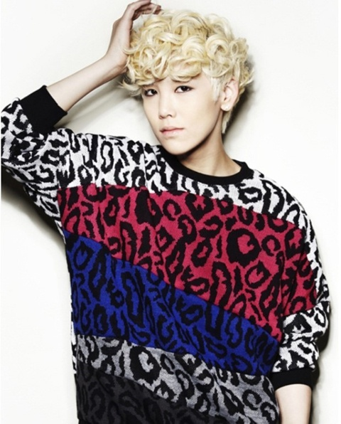 B.A.P.'s Zelo Wants to Stop Growing