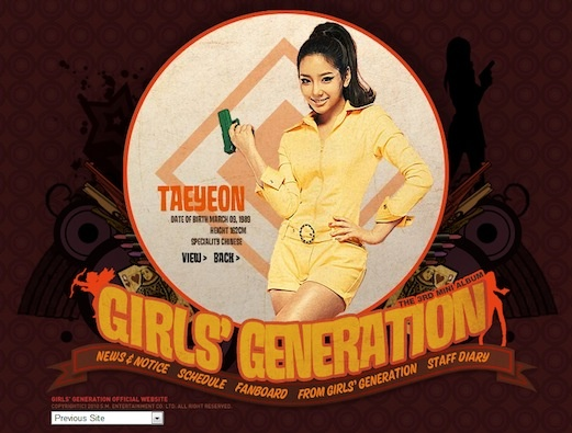 More SNSD Teaser Pictures Released