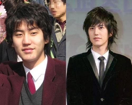 Super Junior Kyu Hyun's Pre-Plastic Surgery Photo Surface Online