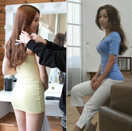 "Meet the Newest ""Bagel"" Girl, Kim Hee Jung"
