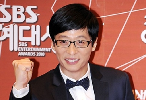 The One and Only MC Yoo Jae Suk Taking Over Variety Shows