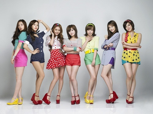 T-ara Tops Oricon Daily Singles Chart on Day of Debut