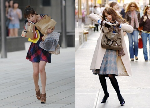 "Choi Kang Hee Becomes Anne Hathaway in ""The Devil Wears Prada""?!"