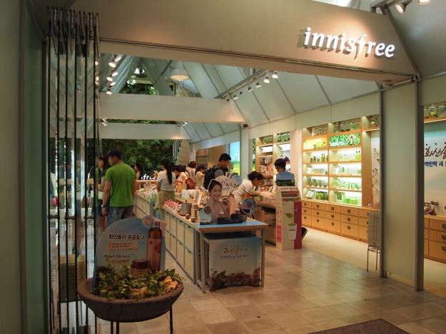 Cosmetics Brand Overview: Innisfree (YoonA, Song Hye Gyo, Moon Geun Young)