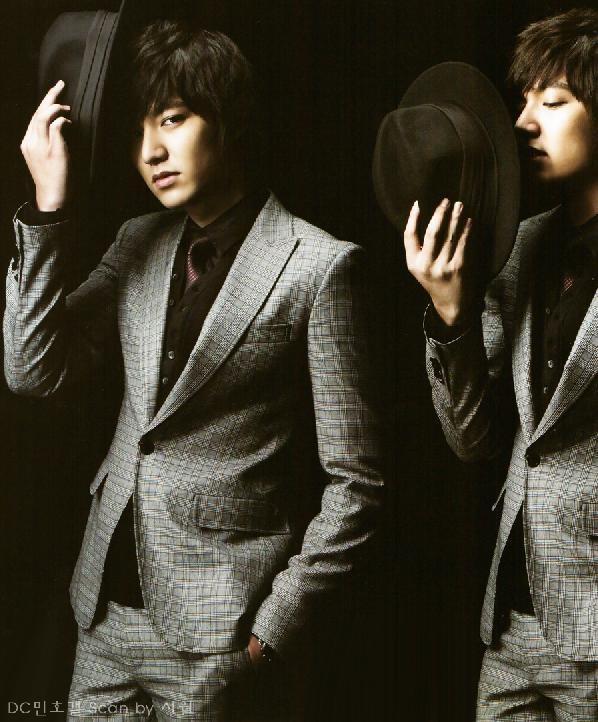 Trugen Winter Wear Collections 2009 (Lee Min Ho)