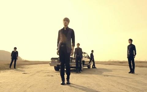 "Code-V Releases MV For ""I'll Say It Honestly"""