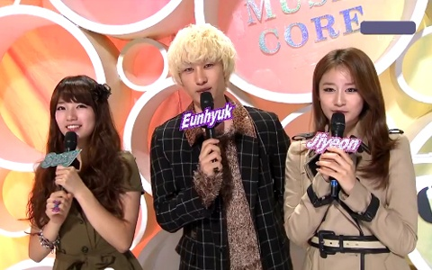 MBC Music Core 09.24.11