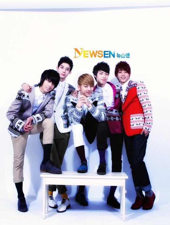 Rookie Boy Band MYNAME Boasts Interesting Member History