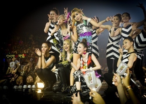 2NE1 to Perform At the MTV Studio In New York This Week