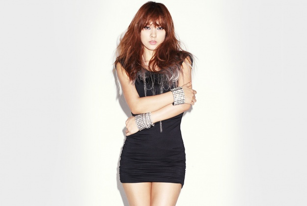 Lee Hyori for TOP GIRL 2010 S/S