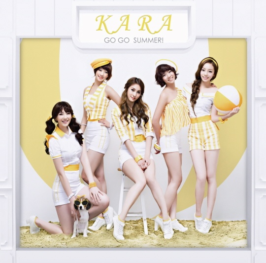 KARA Becomes First Foreign Artist Since DBSK to Pass Consecutive 100K Milestones in Japan