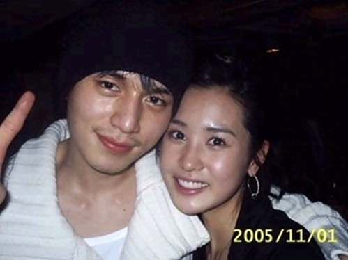 A Six-Year Old Picture of Lee Dong Wook and Lee Da Hae Sparks Attention