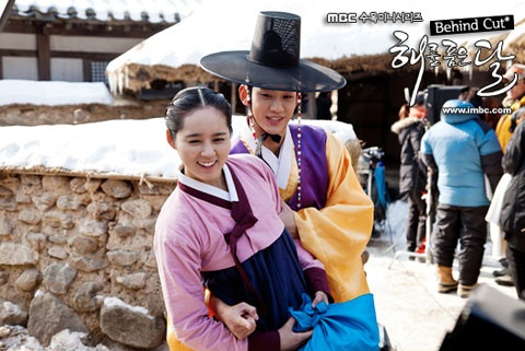 """The Moon that Embraces the Sun"" Granted 4-Episode Extension"