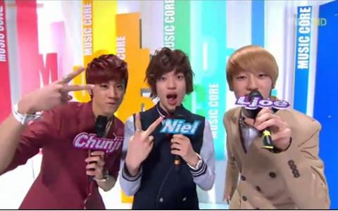 MBC Music Core 02.11.2012