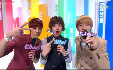 MBC Music Core 02.11.2012