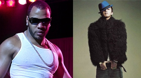 Flo Rida Wishes G-Dragon a Happy Birthday