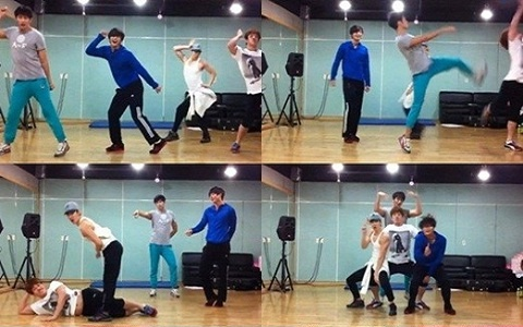 2AM's Jo Kwon Reveals Practice Video For Miss AM
