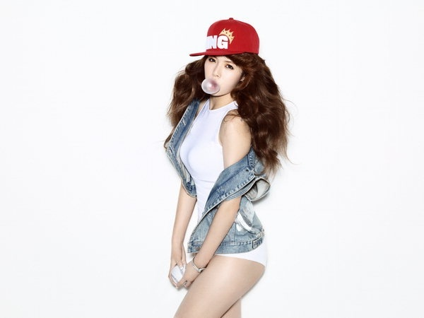 HyunA's New Single to Feature BEAST Yong Junhyung and G.NA