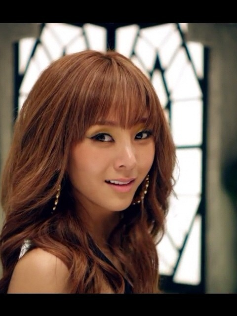 G.NA is Inspired by the Five Girls' Members