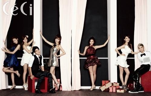 "BTS Video of After School, Son Dam Bi, and Pledis Boys for ""Pledis Christmas Party"""