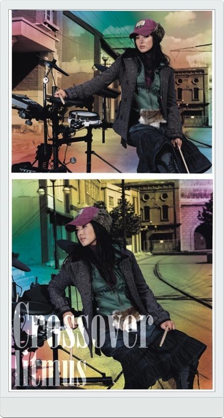 Litmus Winter 2005 Collection (Song Hye Gyo)