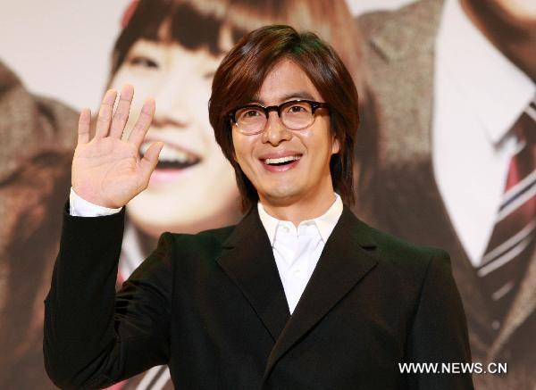 """Bae Yong Joon to Appear in the Upcoming """"Dream High Concert"""" in Japan"""