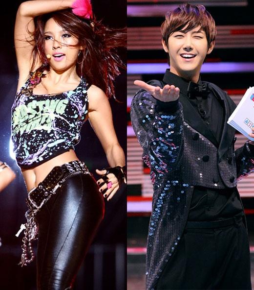 "Lee Hyori to ZE:A's Kwang Hee ""No More Plastic Surgery"""
