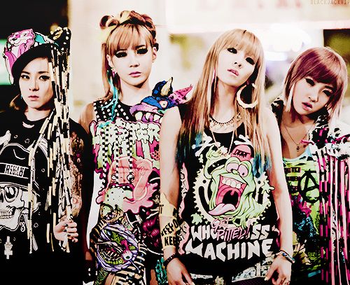 2NE1's Music Videos Have Over 100 Million Views!