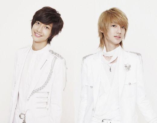 Boyfriend's Youngmin and Kwangmin Sport New Haircut