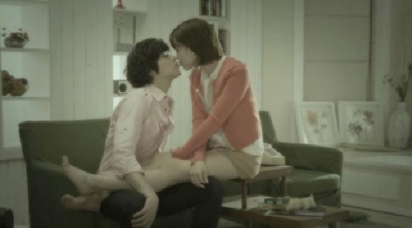 Eunjung Jealous Over Lee Jang Woo's Kiss With Jiyeon